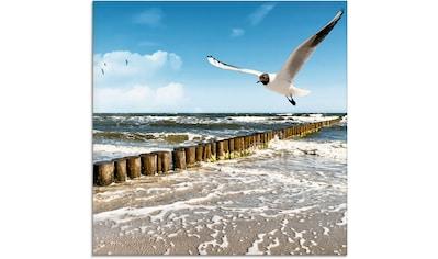 Artland Glasbild »Ostsee« kaufen