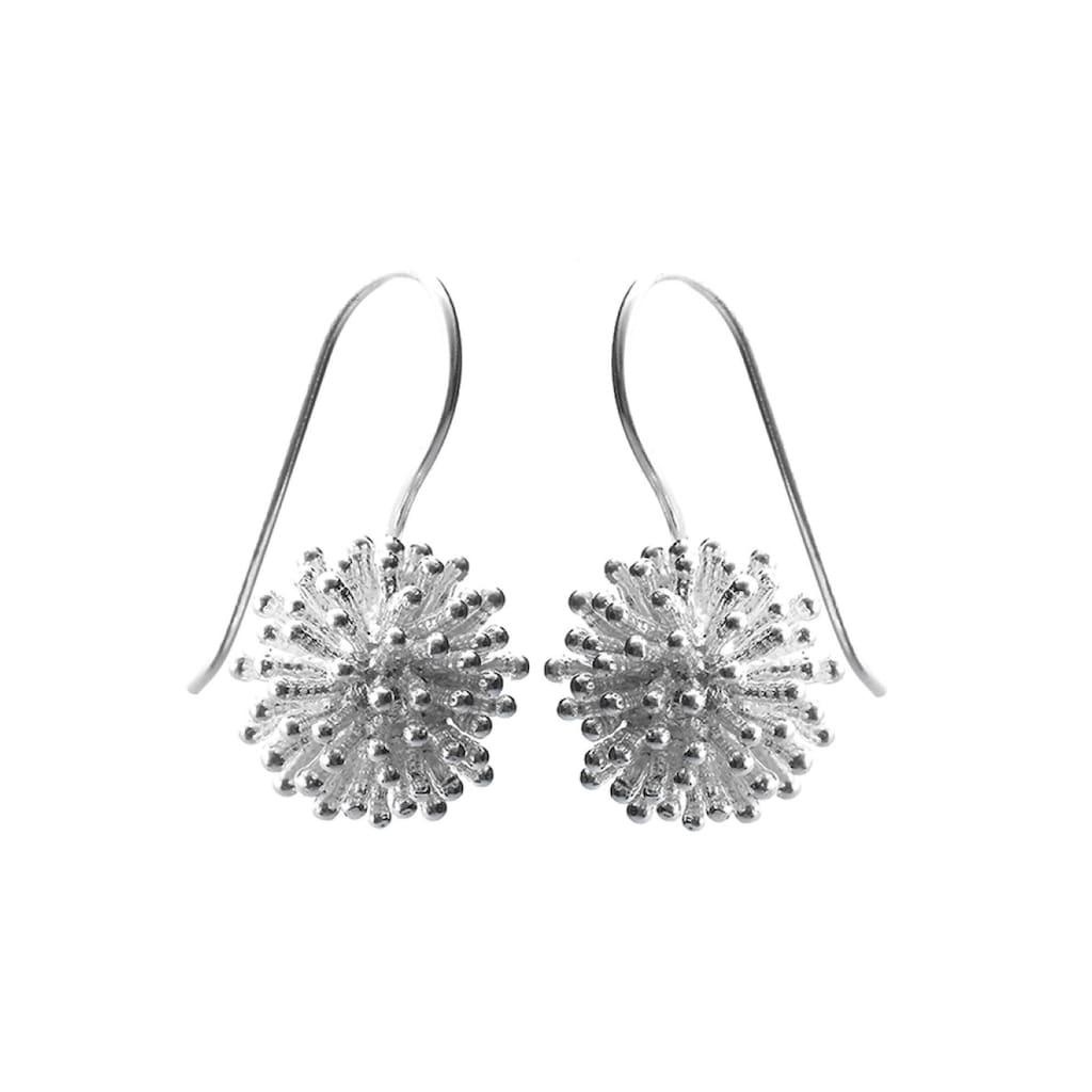 Adelia´s Paar Ohrhänger »925 Sterling Silber Ohrringe - Ohrhänger«, 925 Silber Igel poliert