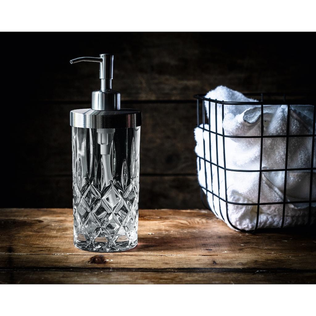 Nachtmann Seifenspender »Noblesse XL«, Kristallglas, 370 ml