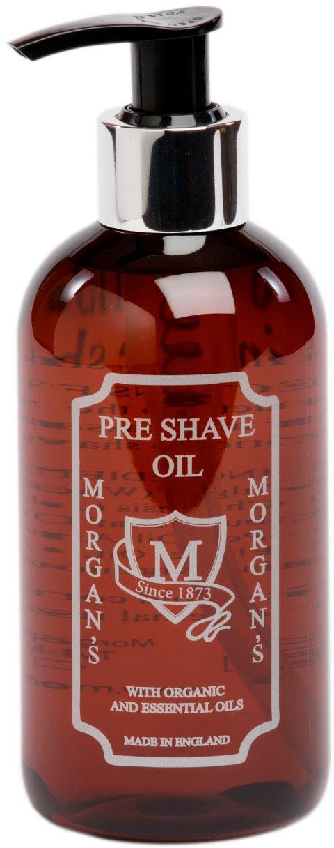 Morgan´s Pomade Pre Shave Oil Bereitet die Haut auf die Rasur vor Preisvergleich
