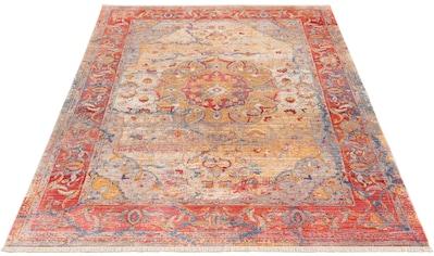 Teppich, »Miray«, DELAVITA, rechteckig, Höhe 6 mm, maschinell gewebt kaufen