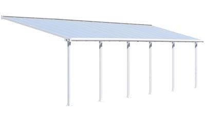 PALRAM Terrassendach »Olympia 3x9.71«, BxT: 980x295 cm kaufen