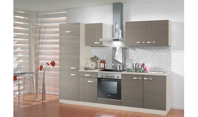 OPTIFIT Küchenzeile »Vigo«, mit E-Geräten, Breite 270 cm kaufen
