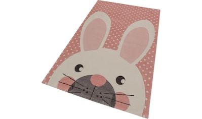 Kinderteppich, »Pastel Kids«, merinos, rechteckig, Höhe 13 mm, maschinell gewebt kaufen