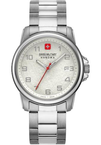 Swiss Military Hanowa Schweizer Uhr »SWISS ROCK, 06-5231.7.04.001.10« kaufen