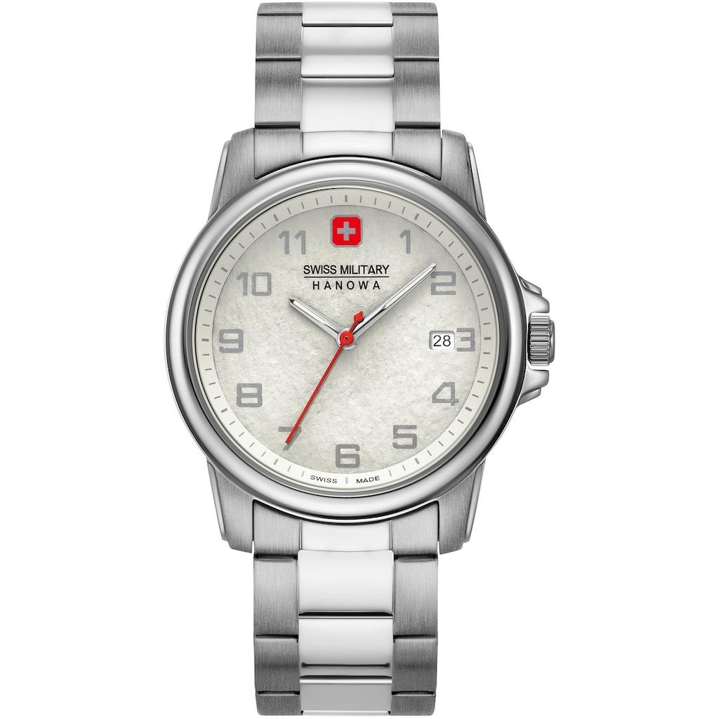 Swiss Military Hanowa Schweizer Uhr »SWISS ROCK, 06-5231.7.04.001.10«