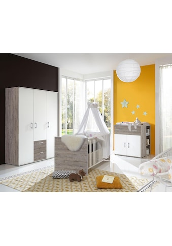 arthur berndt Babyzimmer-Komplettset »Franzi«, (Set, 4 tlg.), Made in Germany kaufen