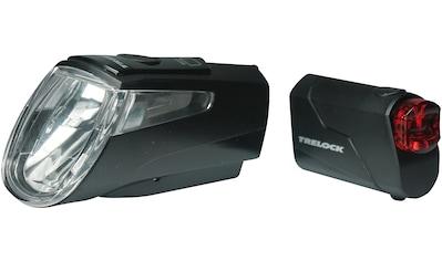Trelock Fahrradbeleuchtung »LS 460 I-GO POWER 40/LS 720 REEGO SET«, (Front- und... kaufen