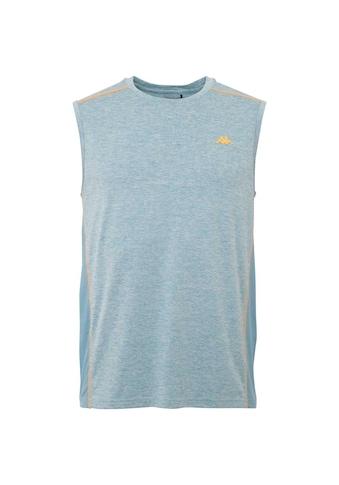 Kappa Muscleshirt »HAJO«, mit Mesheins&auml;tzen und Logoprint im Nacken<br /> kaufen