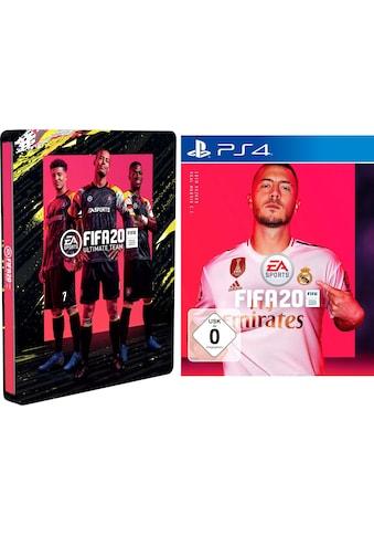 FIFA 20 Steelbook Edition PlayStation 4 kaufen