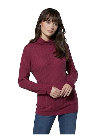 Casual Looks Wollpullover »Merino-Kaschmir-Pullover« kaufen