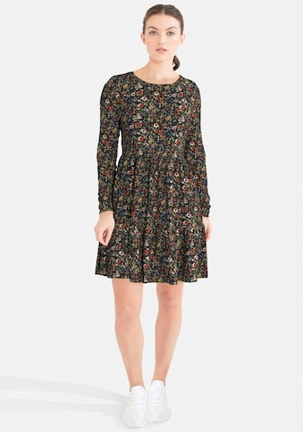 AJC Volantkleid, mit schönem Blumendruck in dickerer Qualität kaufen