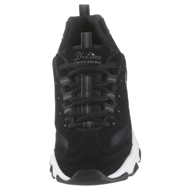 Skechers Sneaker »D´Lites - Biggest Fan«