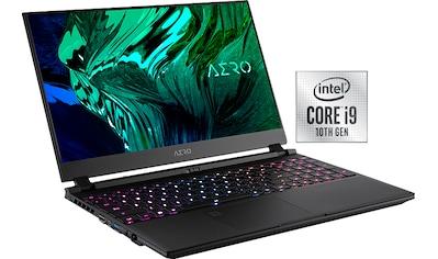 Gigabyte Notebook »AERO 15 OLED YC-9DE5760SP«, (Intel Core i9 \r\n) kaufen