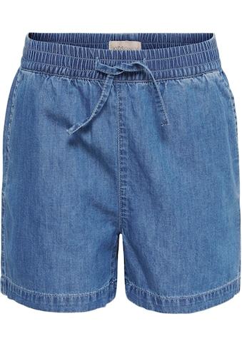 KIDS ONLY Jeansshorts »KONPEMA«, bequeme Schlupfform kaufen