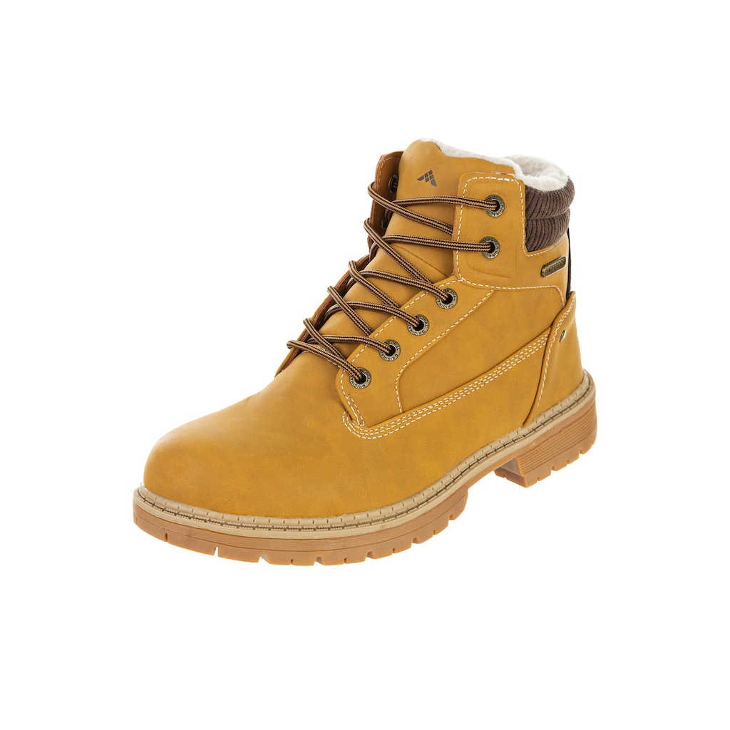 MOLS Stiefel »KAGHLEY WATERPROOF«, aus wasserdichten und wärmenden Materialien