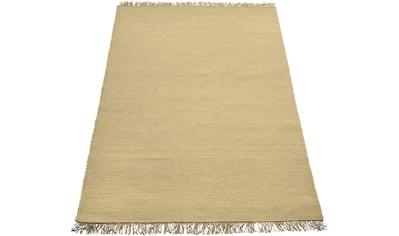 Teppich, »Raigad«, Home affaire, rechteckig, Höhe 7 mm, handgewebt kaufen
