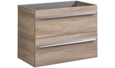 FACKELMANN Waschbeckenunterschrank »Luxor«, Orga-Set in der Oberen Schublade, erweiterbar auf 100 u. 120 cm kaufen