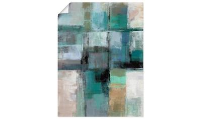 Artland Wandbild »Inselfarben I«, Muster, (1 St.), in vielen Größen & Produktarten... kaufen