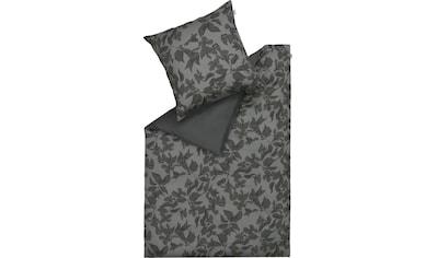 SCHÖNER WOHNEN-Kollektion Wendebettwäsche »Dotflower«, mit romantischem, floralem Dessin kaufen