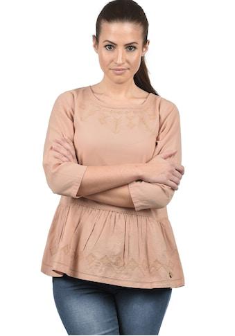 DESIRES Rüschenbluse »Evita«, Bluse mit Stickereien kaufen