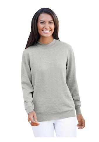 Casual Looks Stehkragenpullover »Stehkragen-Pullover« kaufen