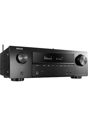 Denon »AVR - X1600H DAB« 7.2 AV - Receiver (LAN (Ethernet), Bluetooth, WLAN) kaufen