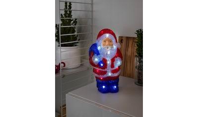 KONSTSMIDE Weihnachtsfigur, LED Acryl Weihnachtsmann kaufen