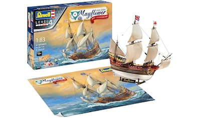 Revell® Modellbausatz »Mayflower«, 1:83, Made in Europe kaufen