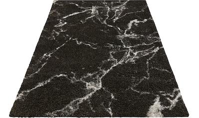 MINT RUGS Hochflor-Teppich »MAYRIN«, rechteckig, 30 mm Höhe, besonders weich durch... kaufen