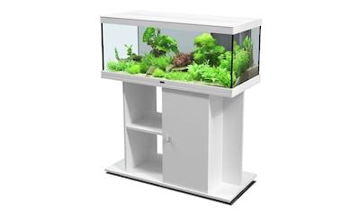 AQUATLANTIS Set: Aquarien - Set »Style 100 LED 2.0«, 124 Liter, mit Unterschrank kaufen