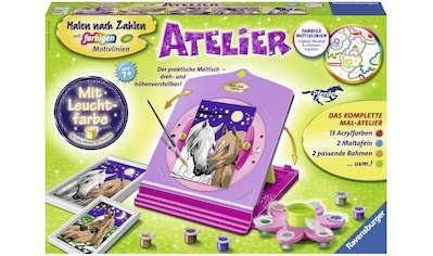 Ravensburger Malen nach Zahlen »Atelier Pferde«, Made in Europe, FSC® - schützt Wald -... kaufen