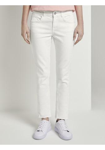 TOM TAILOR Slim-fit-Jeans »Alexa Slim Jeans in Ankle-Länge« kaufen