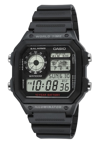 Casio Collection Chronograph »AE - 1200WH - 1AVEF« kaufen