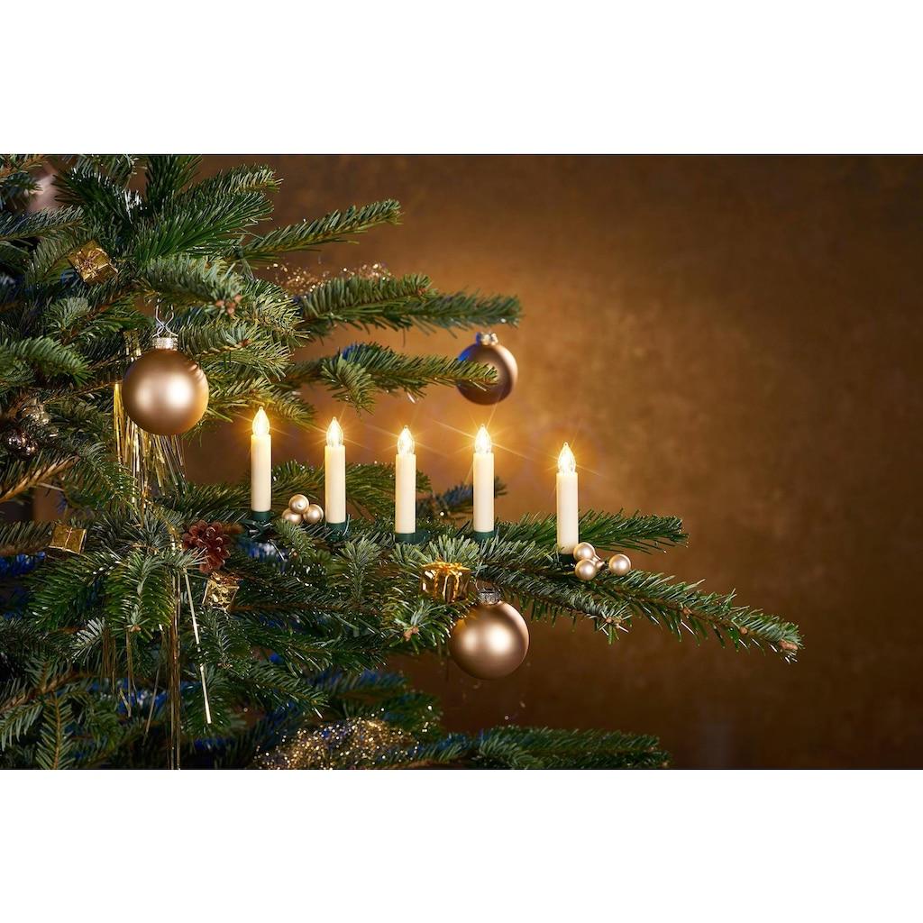 BONETTI LED-Christbaumkerzen, kabellos, 15 Kerzen