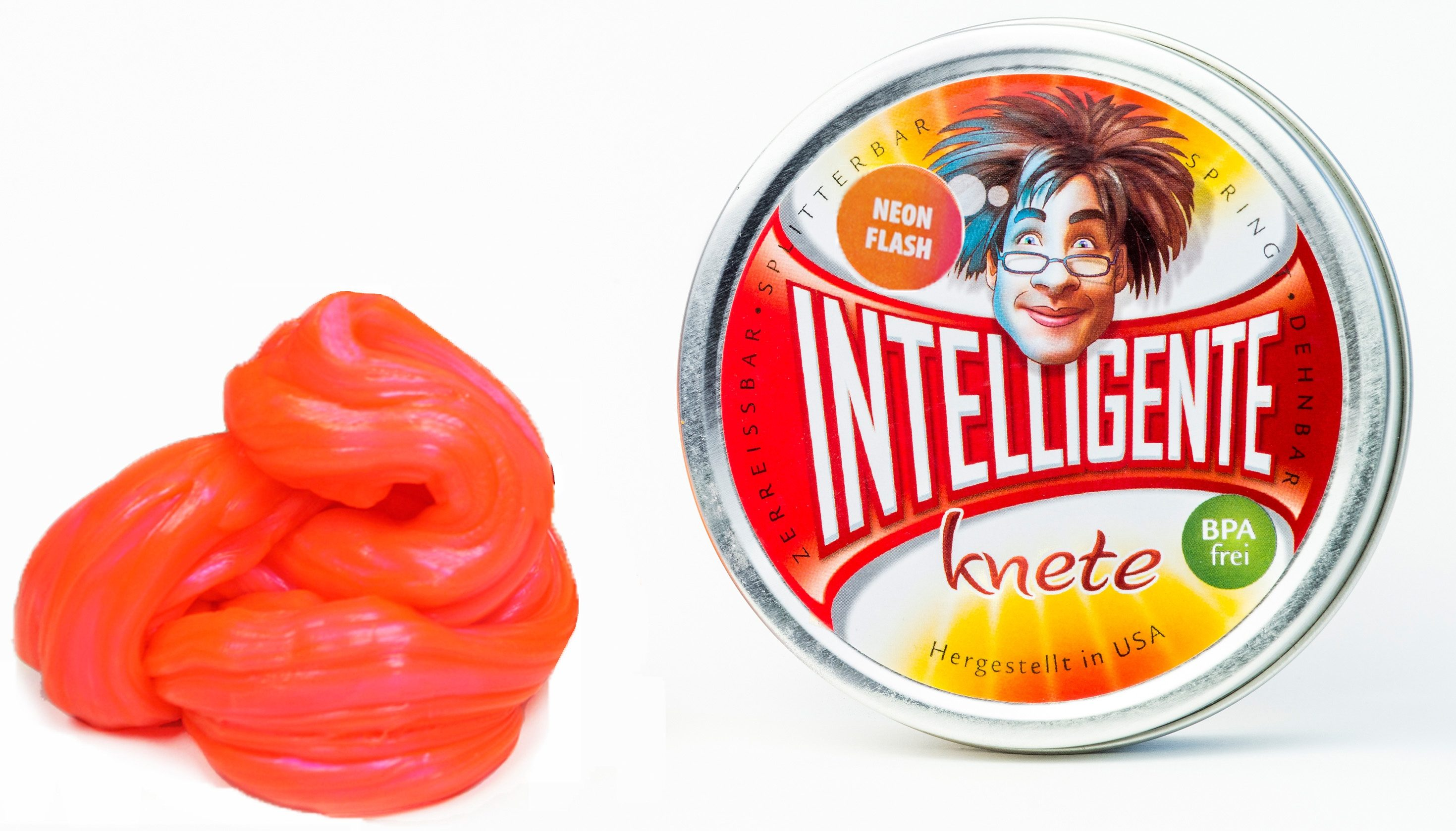 Intelligente Knete Knetgummi Neon Flash Preisvergleich