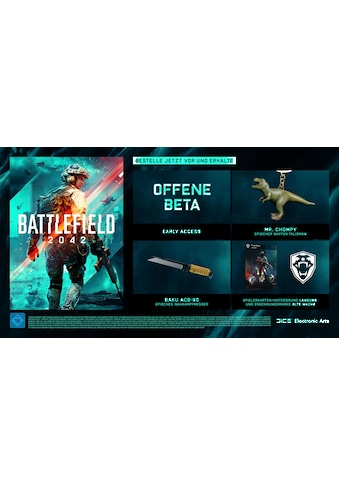 Electronic Arts Spiel »Battlefield 2042«, PlayStation 4 kaufen