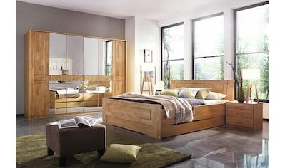 rauch BLACK Bettanlage »Bramfeld«, in Komforthöhe und inkl. Bettschubkasten kaufen