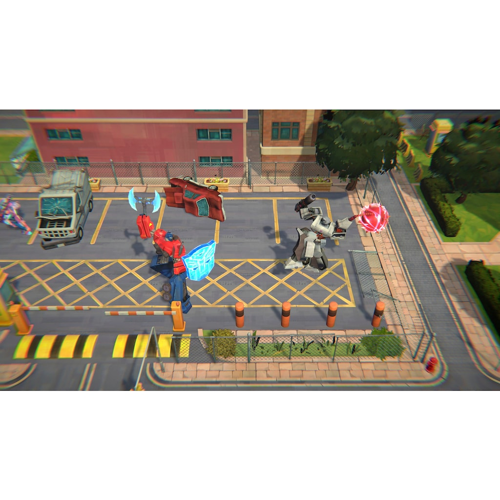Outright Games Spiel »Transformers: Battlegrounds«, Nintendo Switch