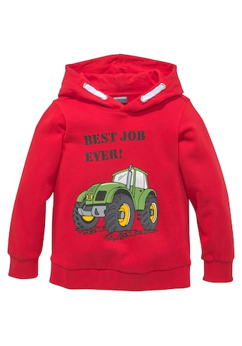 KIDSWORLD Kapuzensweatshirt »BEST JOB EVER!« kaufen