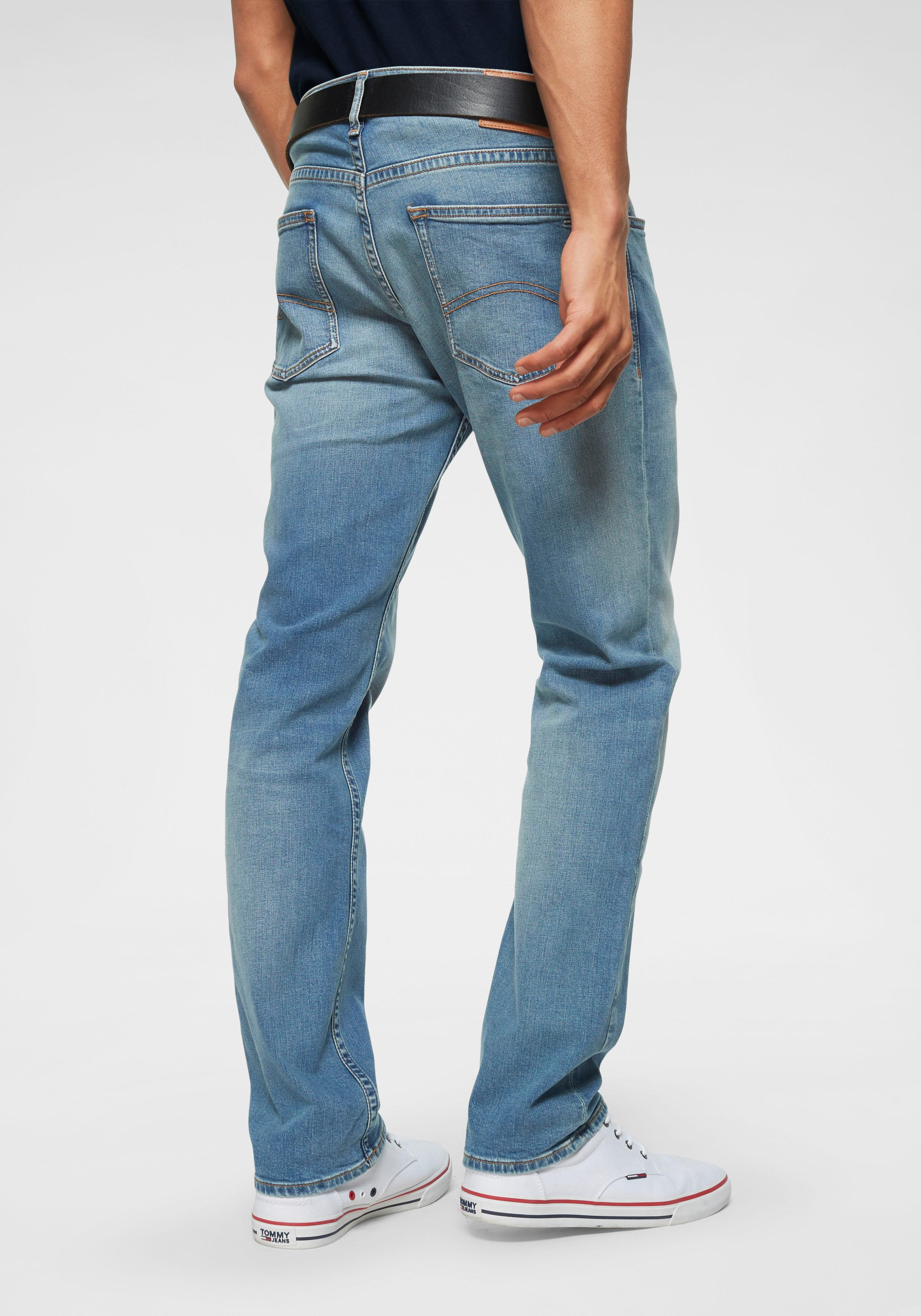 TOMMY JEANS Straight-Jeans ORIGINAL STRAIGHT RYAN RCKDB | Bekleidung > Jeans > Straight Leg Jeans | Blau | Jeans | Tommy Jeans