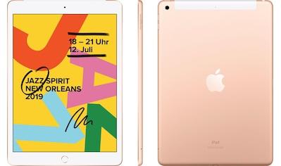 Apple »10.2 iPad Wi - Fi Cellular 32GB (2019)« Tablet (10,2'', 32 GB, iOS, 4G (LTE)) kaufen