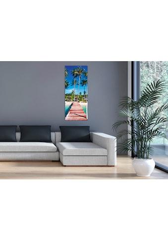"""Marmony Infrarotwandheizung »MOTIV-Heizkörper """"Beach 2"""", 800 Watt«, trocknet Wände und... kaufen"""