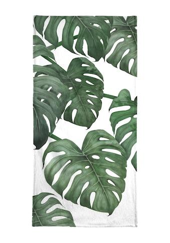 """Handtuch """"Tropical No. 6"""", Juniqe kaufen"""
