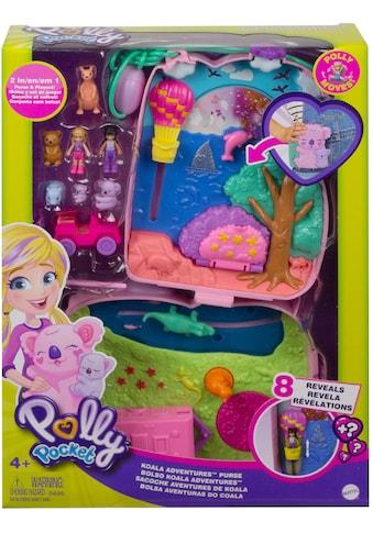 Mattel® Spielwelt »Polly Pocket - Koala-Tasche«, Sammelfigur kaufen