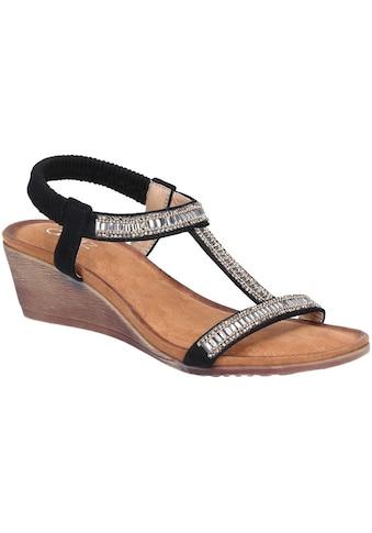 Divaz Sandale »Pearl Damen Elastik Sandal« kaufen