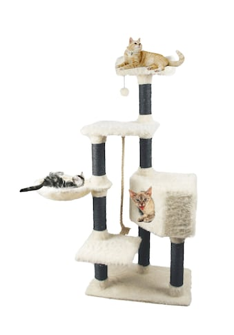 HEIM Kratzbaum »White Cat«, hoch, BxTxH: 60x36x139 kaufen