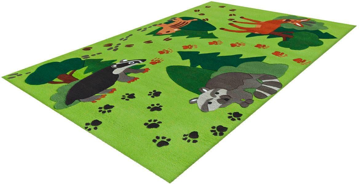 Arte Espina Kinderteppich Joy 4176, rechteckig, 16 mm Höhe bunt Kinder Bunte Kinderteppiche Teppiche
