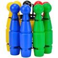SIMBA Spielzeug-Gartenset »Kegelspiel mit Tragehalterung«