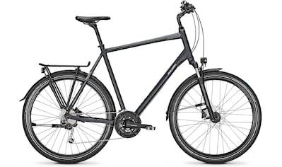 Raleigh Trekkingrad »RUSHHOUR 4.0 XXL«, 27 Gang, Shimano, Deore Schaltwerk,... kaufen